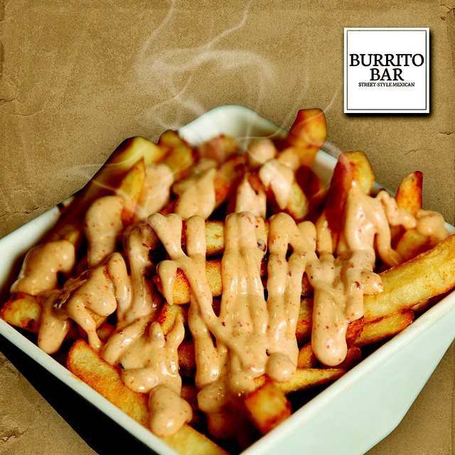 It's been said that the divine scent of Mexi Fries drifts all the way up to heaven!